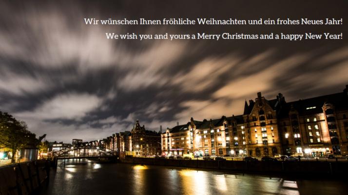 REM Consult wünscht frohe Weihnachten!