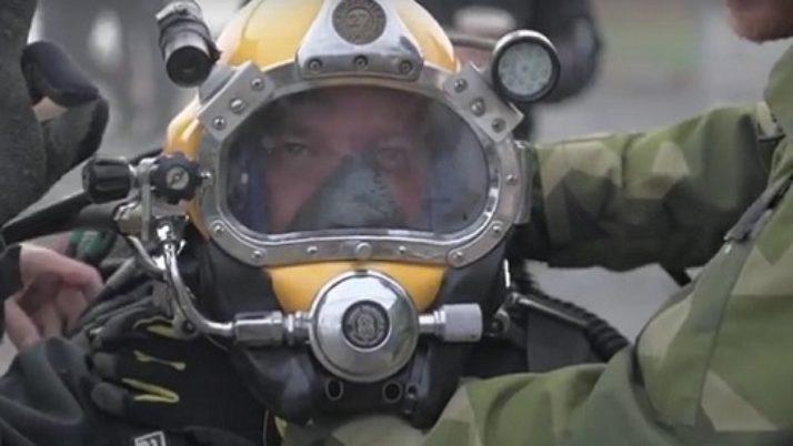 Ostsee: Zusammenarbeit von Rettungstauchern